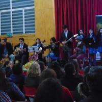 Encuentro Artístico Fundación JUAN XXIII