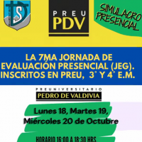 7mo Simulacro PTU-PDV Presencial